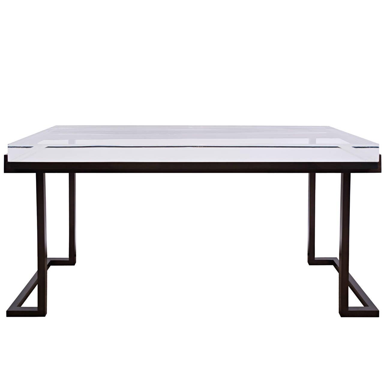 Mies Desk By Michael Dawkins 1