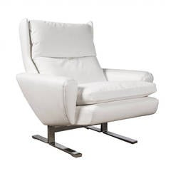Mid-Century Cantilever Lounge Chair by Gustav Thams
