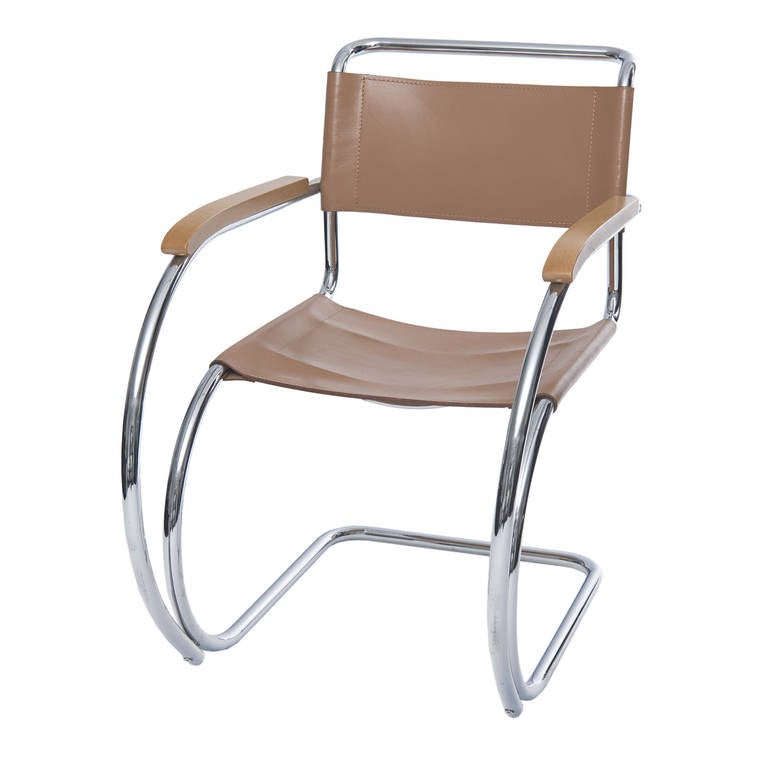 mr lounge chairs by mies van der rohe for sale at 1stdibs