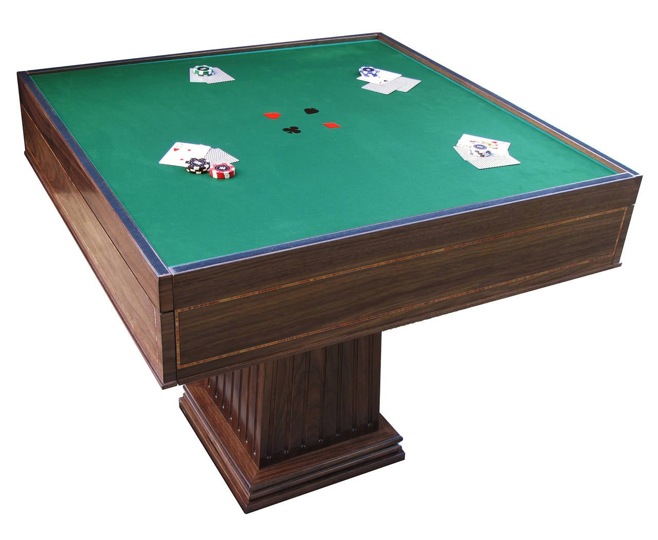 Ultimate eight game table for sale at 1stdibs for 10 in one games table