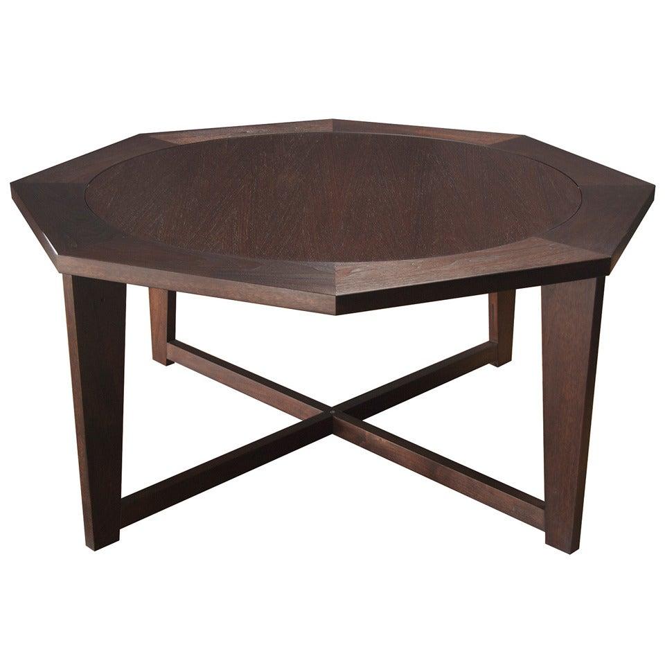 Hendricks octagonal dining table at 1stdibs for Hendricks furniture
