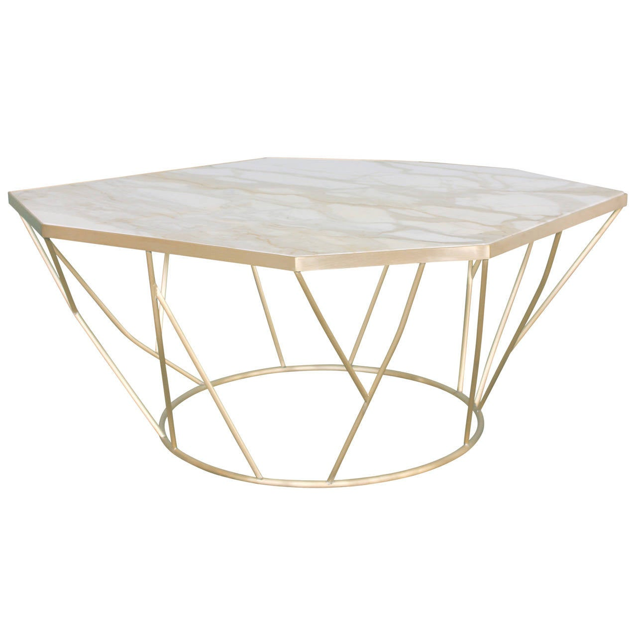 Facet Cocktail Table
