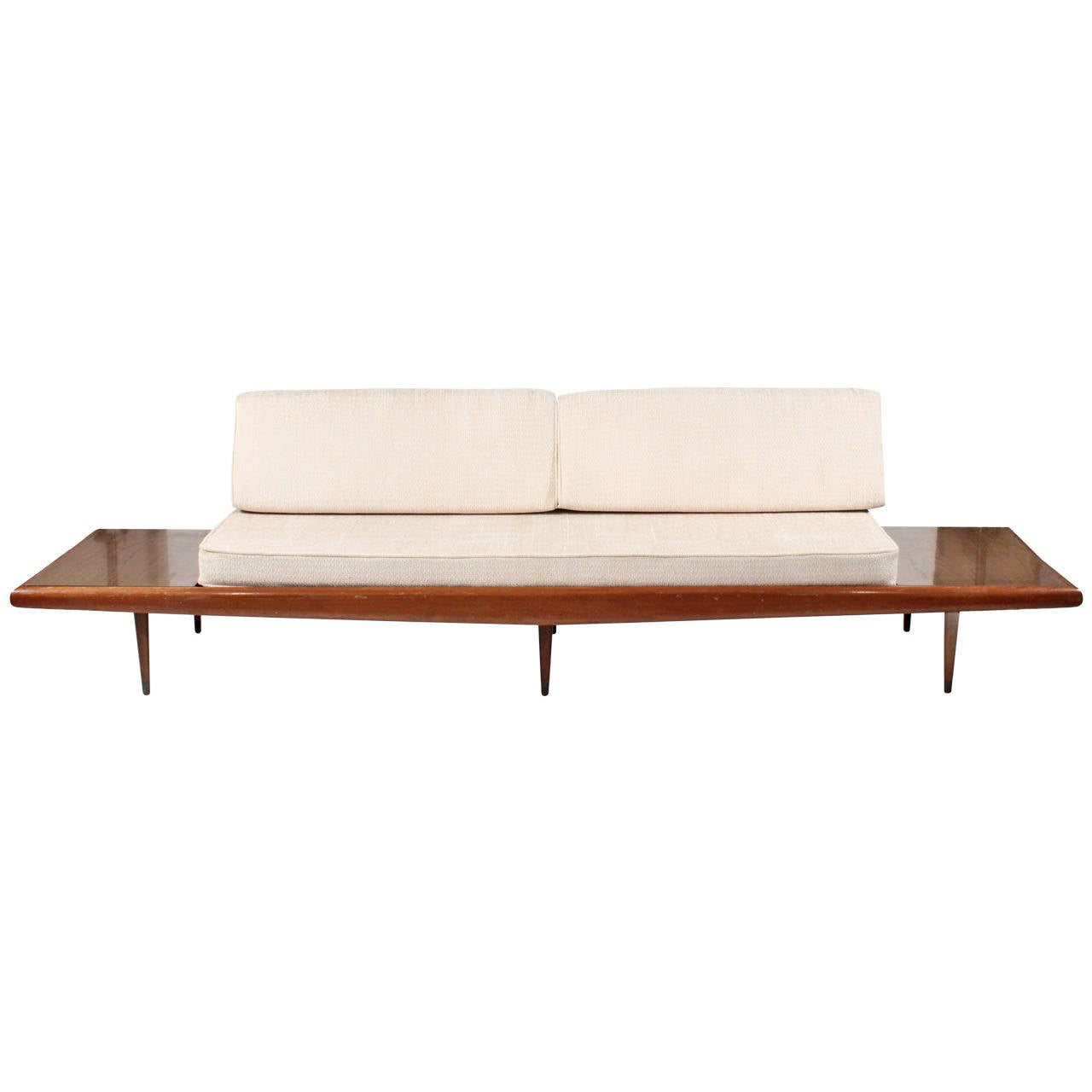 Adrian Pearsall Daybed Sofa At 1stdibs