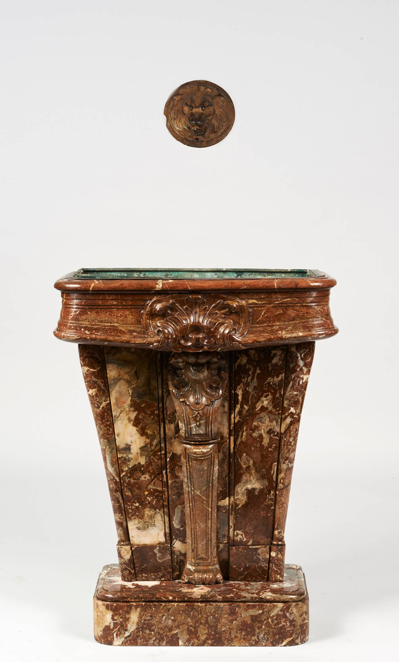 Beautiful Regence Garden Fountains For Sale At 1stdibs