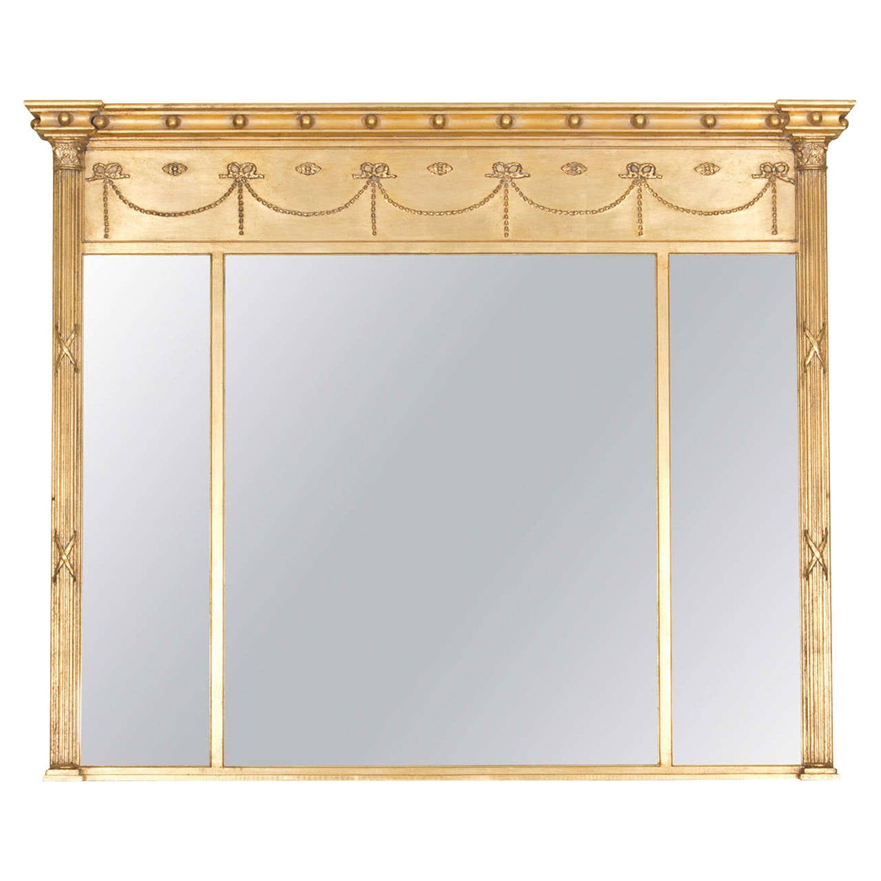 antique and vintage mantel mirrors and fireplace mirrors 1 194
