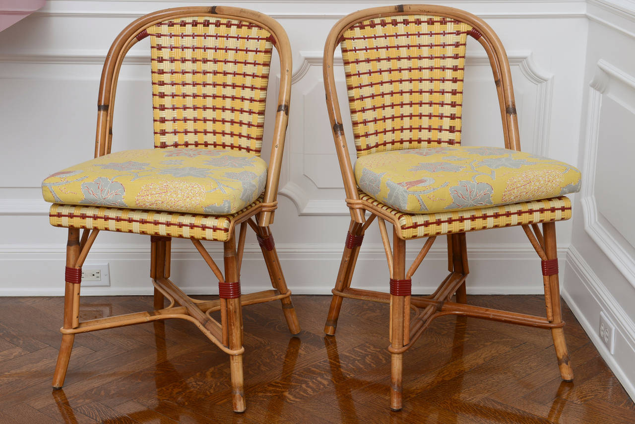 These Are The Chairs Used By All The Famous Cafes In Paris. Hand Constructed