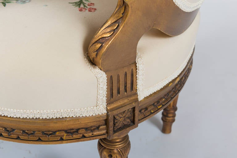 Fauteuil louis philippe ancien 28 images fauteuil for Miroir ancien louis philippe