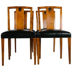 Four 19th Century Georgian Style Chairs