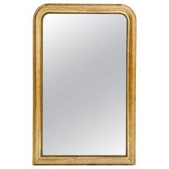 Louis Philippe Giltwood Mirror