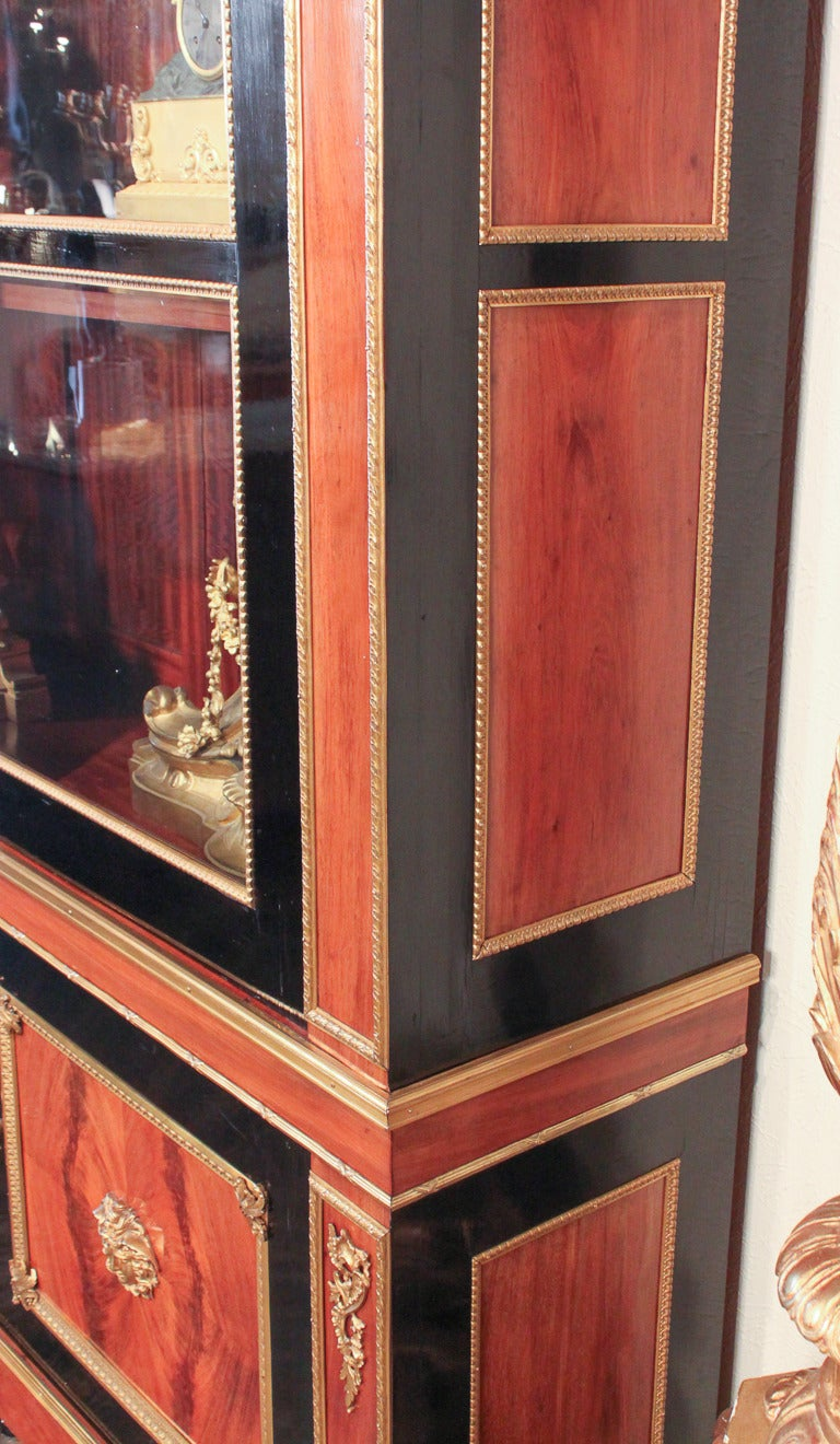 19th Century French Directoire Bookcase For Sale 5