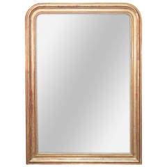 French Louis Philippe Mirror 19th Century