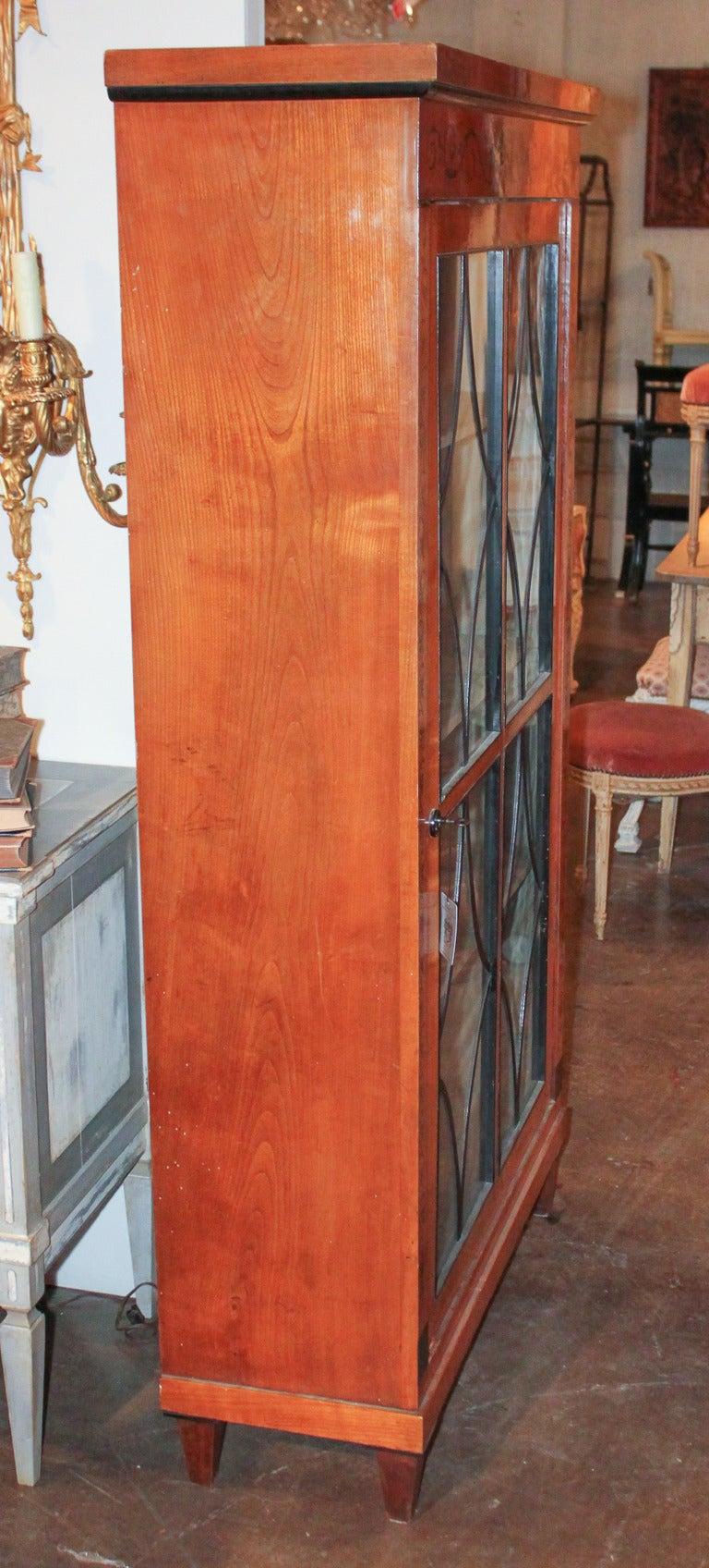 19th Century Biedermeier Bookcase For Sale 3