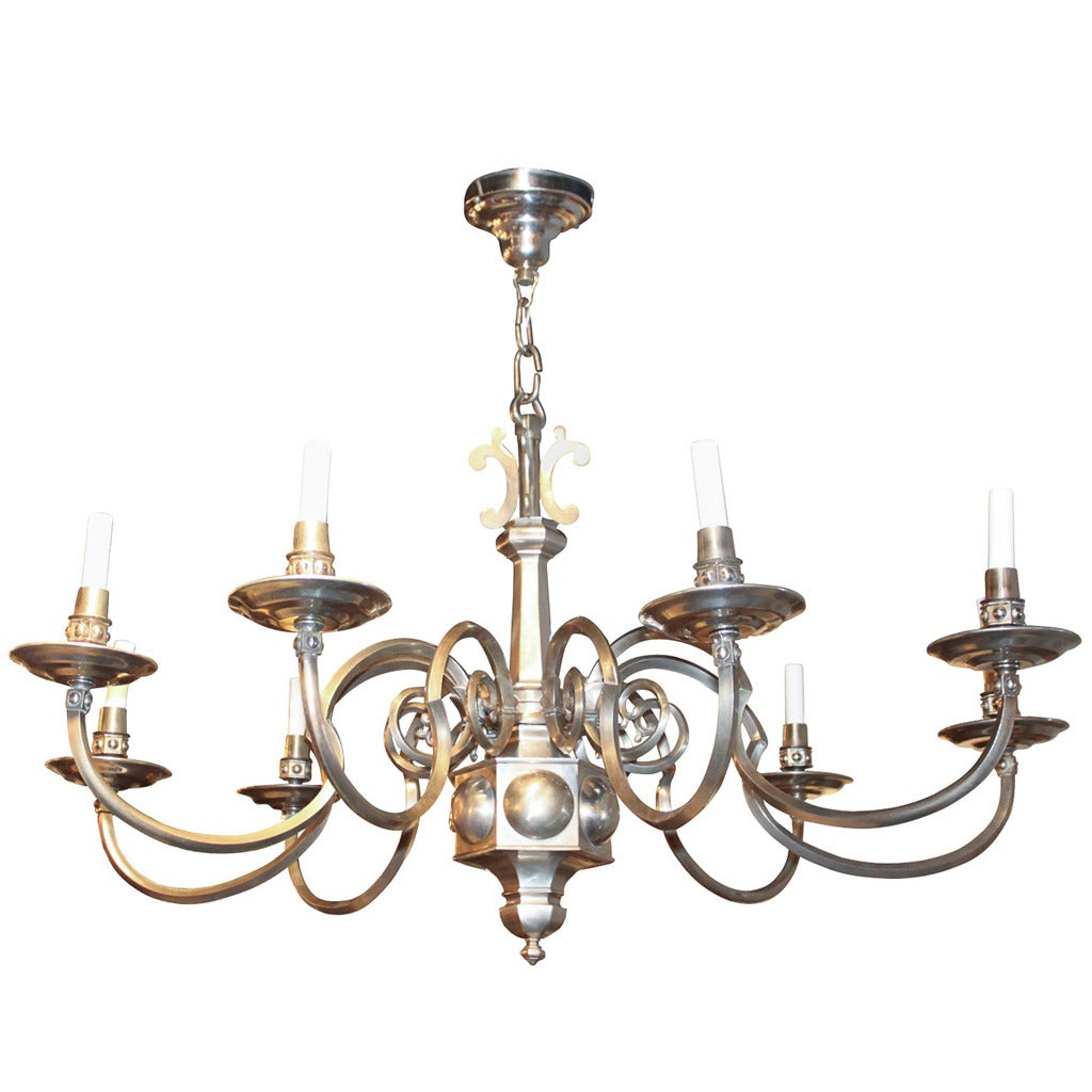 Fine 19th Century English Chandelier At 1stdibs