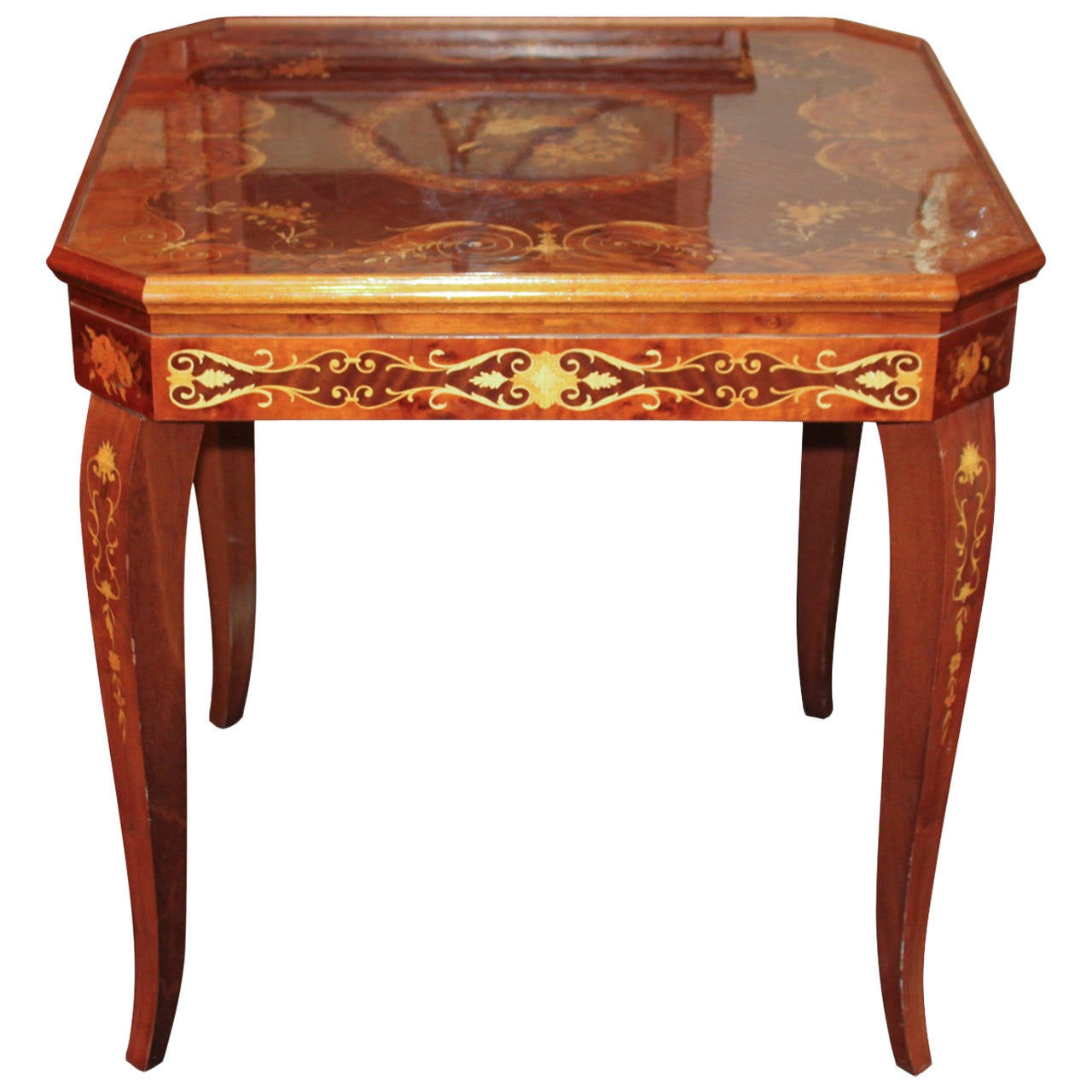 Oak Colored Nightstands