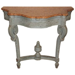 19th Century French Painted Console