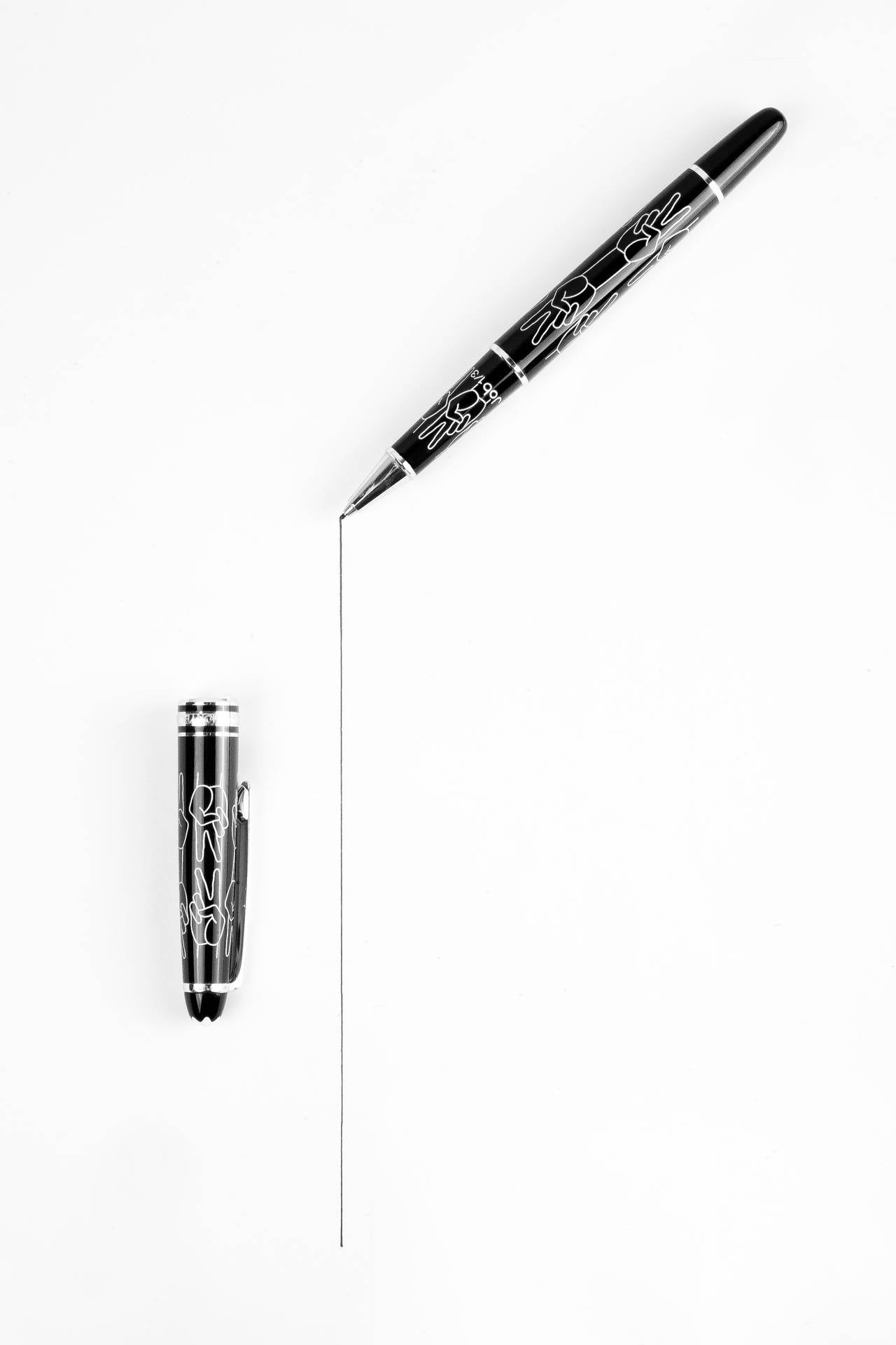 "Studio Job and Montblanc No. 57 ""Studio Job Montblanc Pen 2014"" in Resin, 2014 3"