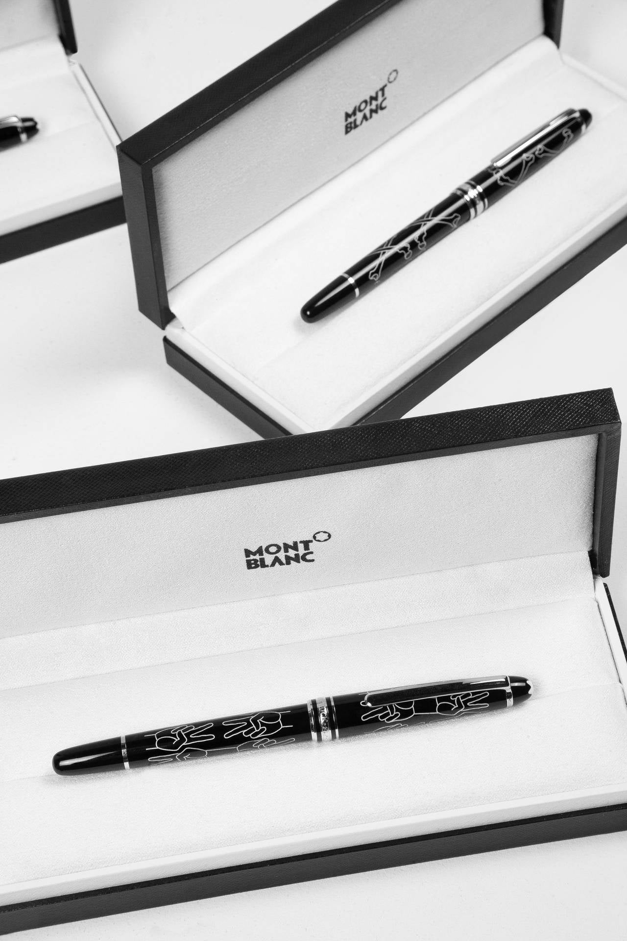 "Studio Job and Montblanc No. 57 ""Studio Job Montblanc Pen 2014"" in Resin, 2014 5"