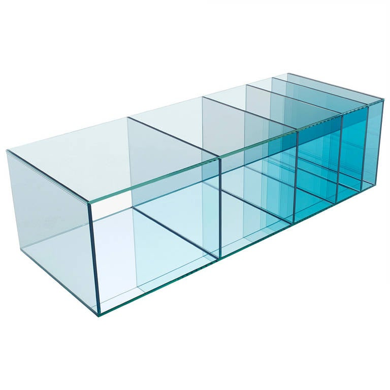 "No. 39 ""Deep-Sea Low Table"" by Nendo for Glas Italia"
