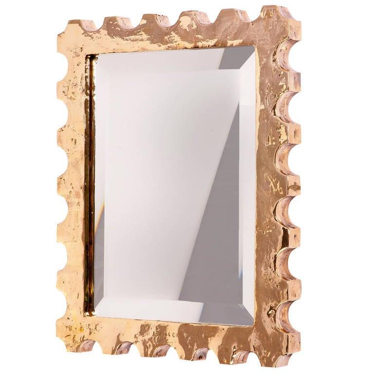 "No. 77 ""Stamp Mirror"" bu Studio Job 1"