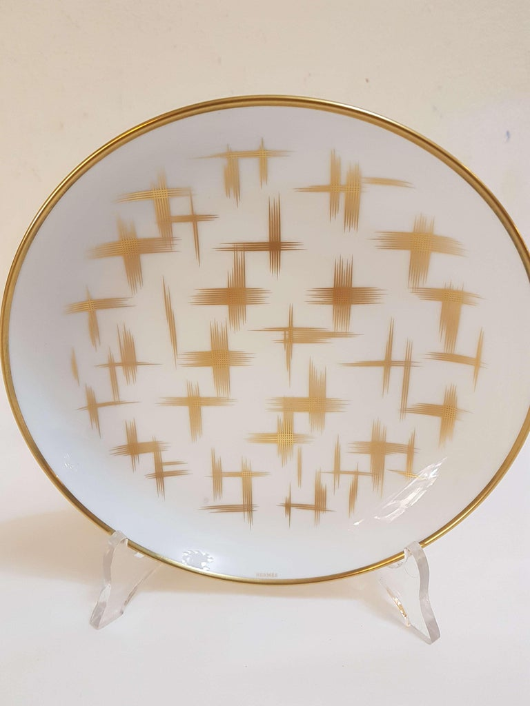 Modern Hermès Porcelain