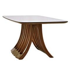 Early and Rare Osvaldo Borsani Cocktail Table