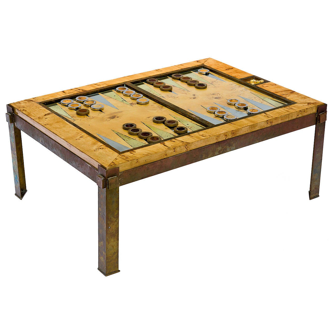 tommaso barbi backgammon table. Black Bedroom Furniture Sets. Home Design Ideas