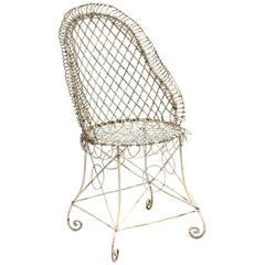 Garden Wire Chair