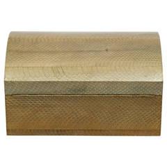 Snake Skin Box