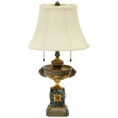 1940s Ram Head Lamp