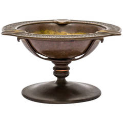 Tiffany Studios Bronze Ashtray