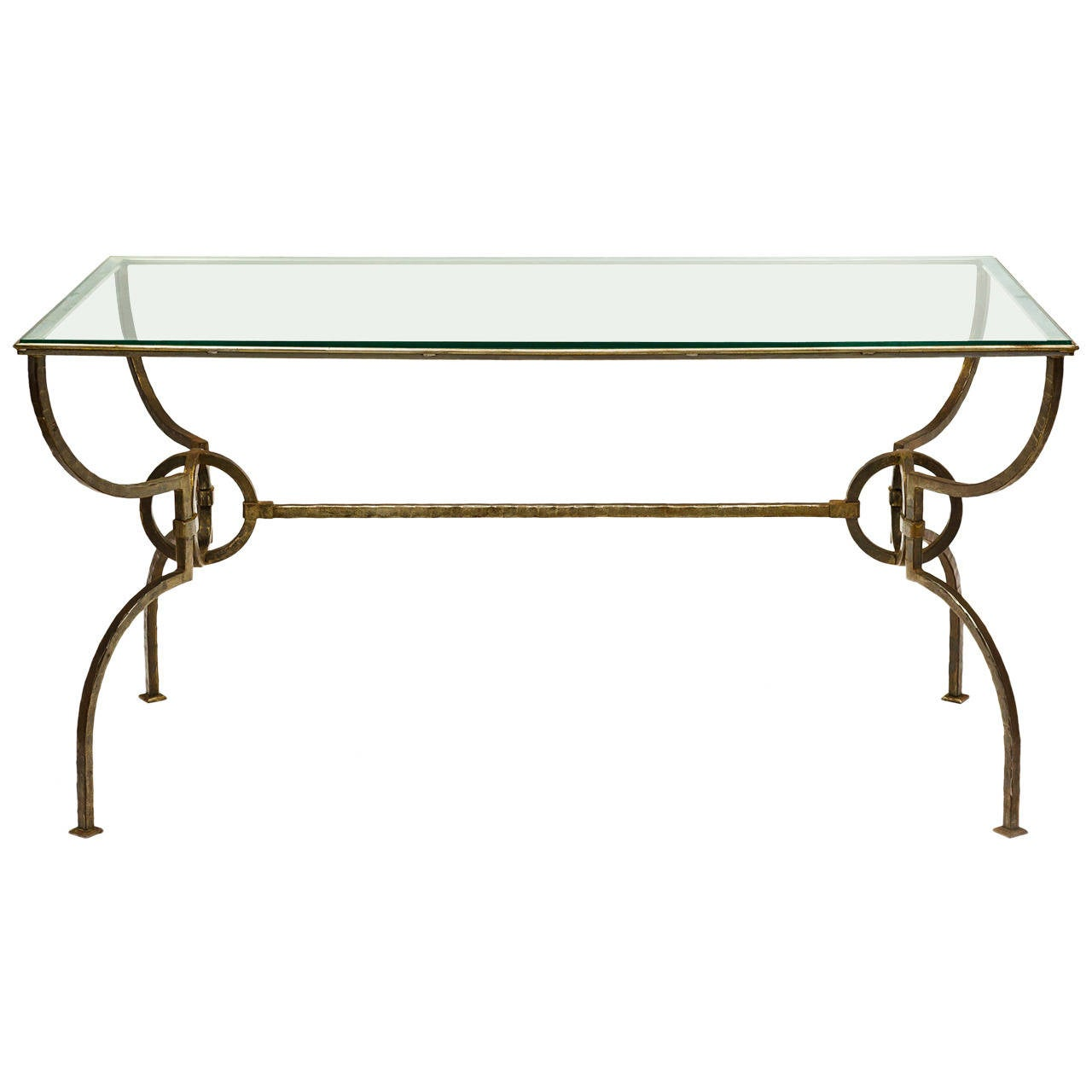 Wrought Iron Dining Center Table For Sale At 1stdibs
