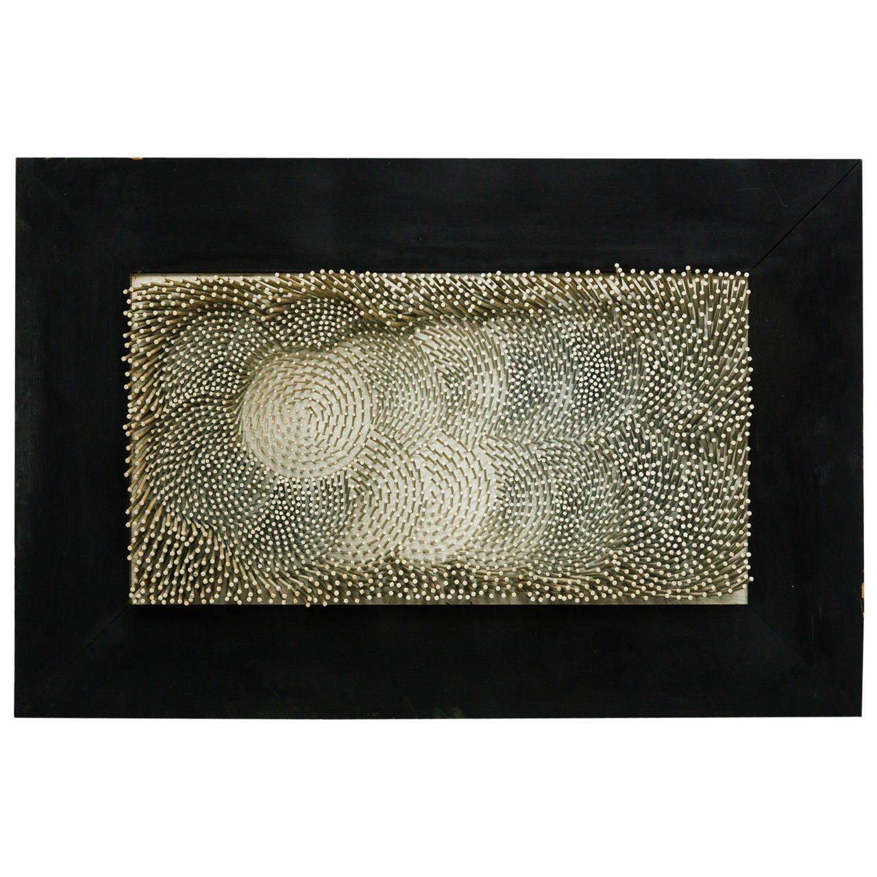 """Nail Art, """"White than Pale"""" by John Diehl"""