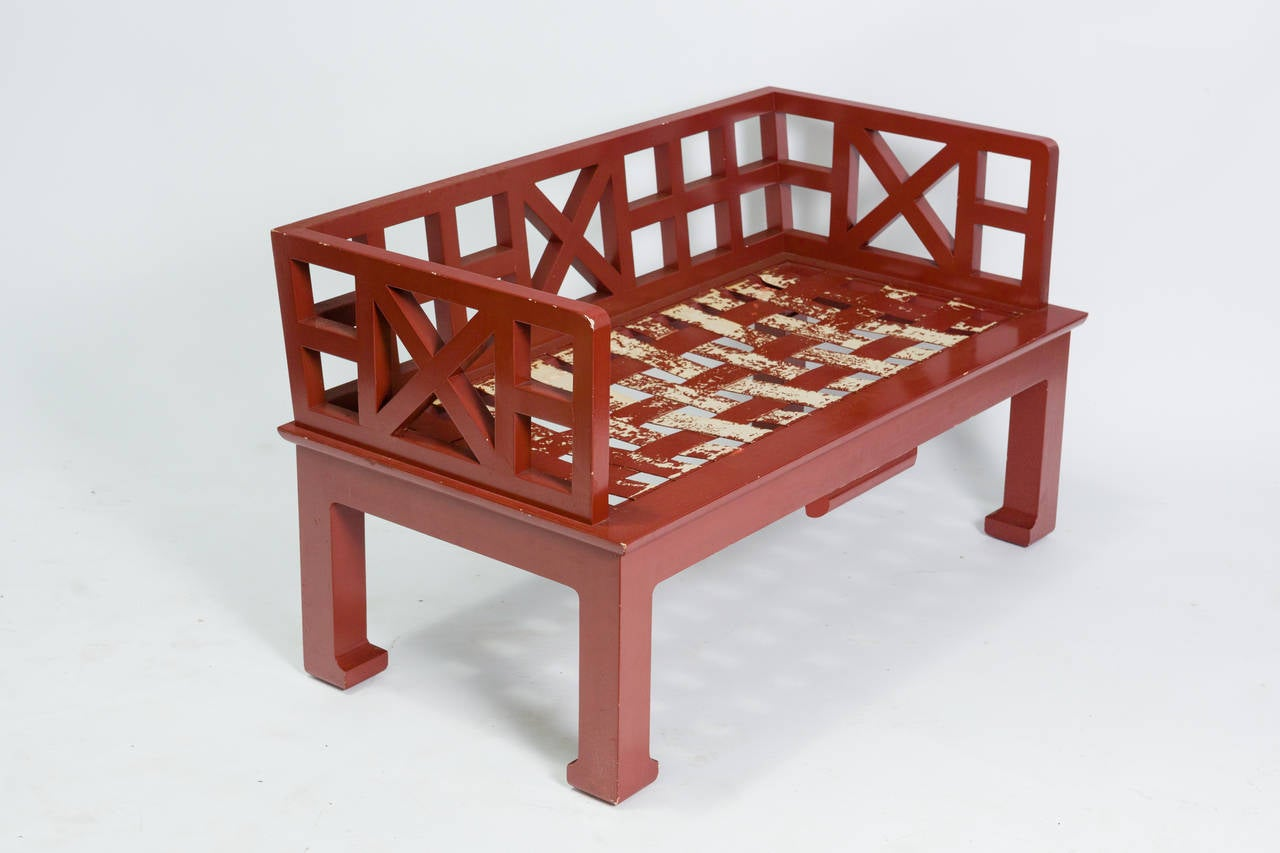 Japanese benches 28 images japanese bench maplecherry for Outdoor furniture japan