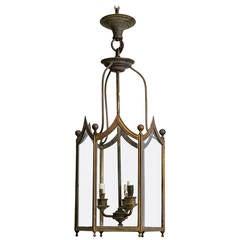 Brass Lantern, 1930s