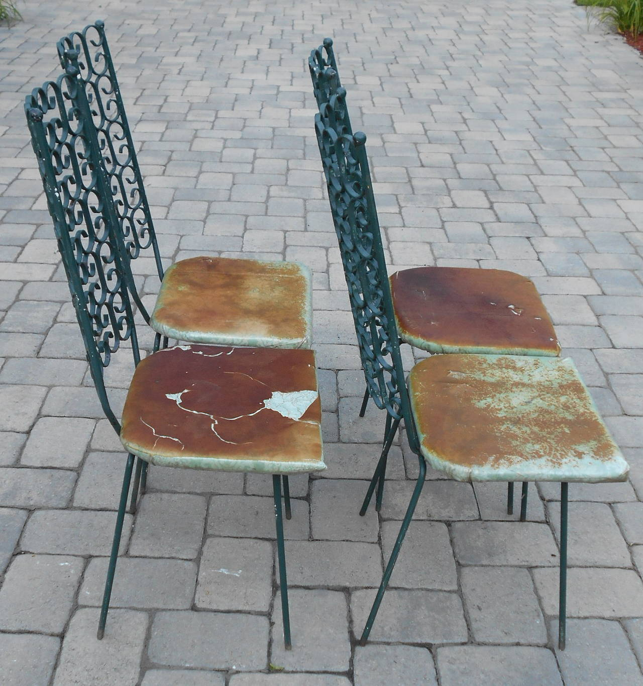 Arthur Umanoff For Salterini Patio Set For Sale At 1stdibs