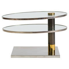 Pace Two-Tier Revolving Table