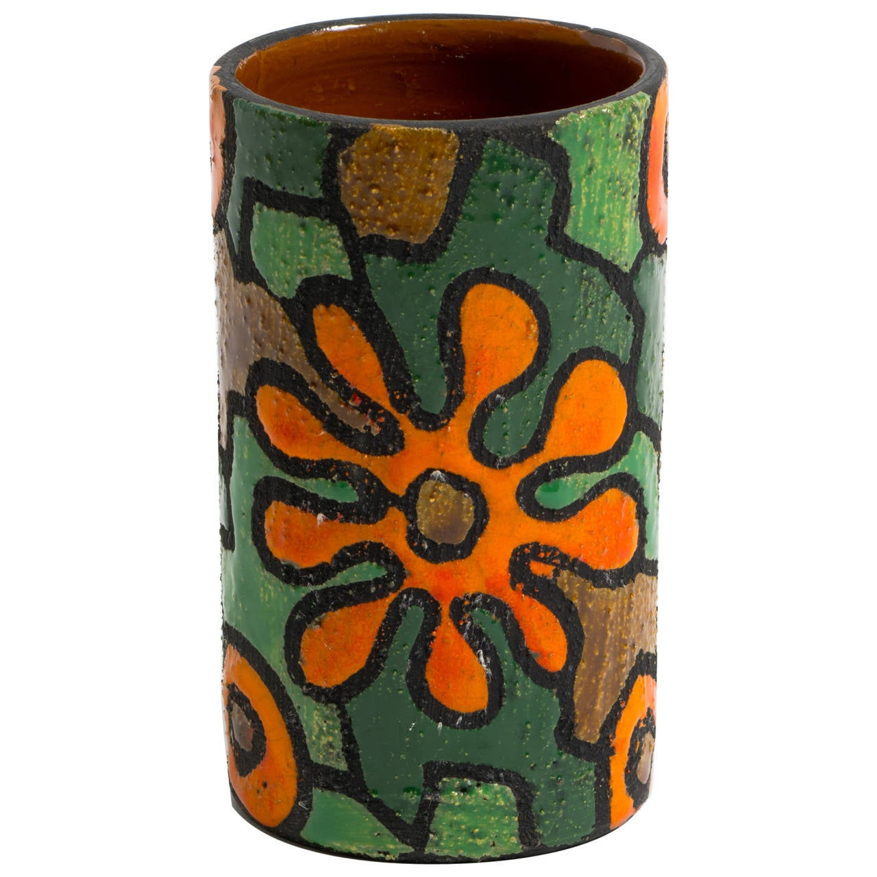 Italian ceramic vase by alvino bagni for raymor at 1stdibs italian ceramic vase by alvino bagni for raymor for sale reviewsmspy