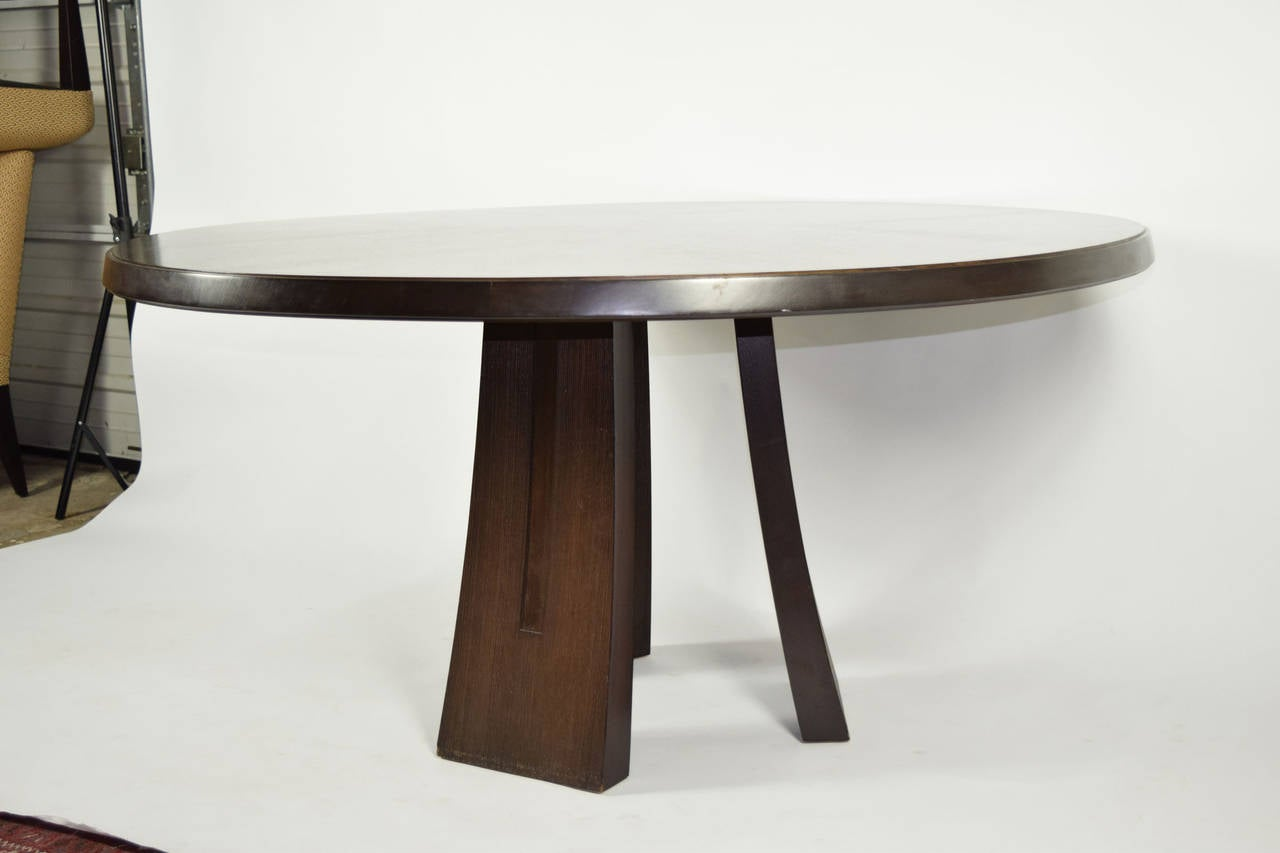 Kenya dining table by axis at stdibs