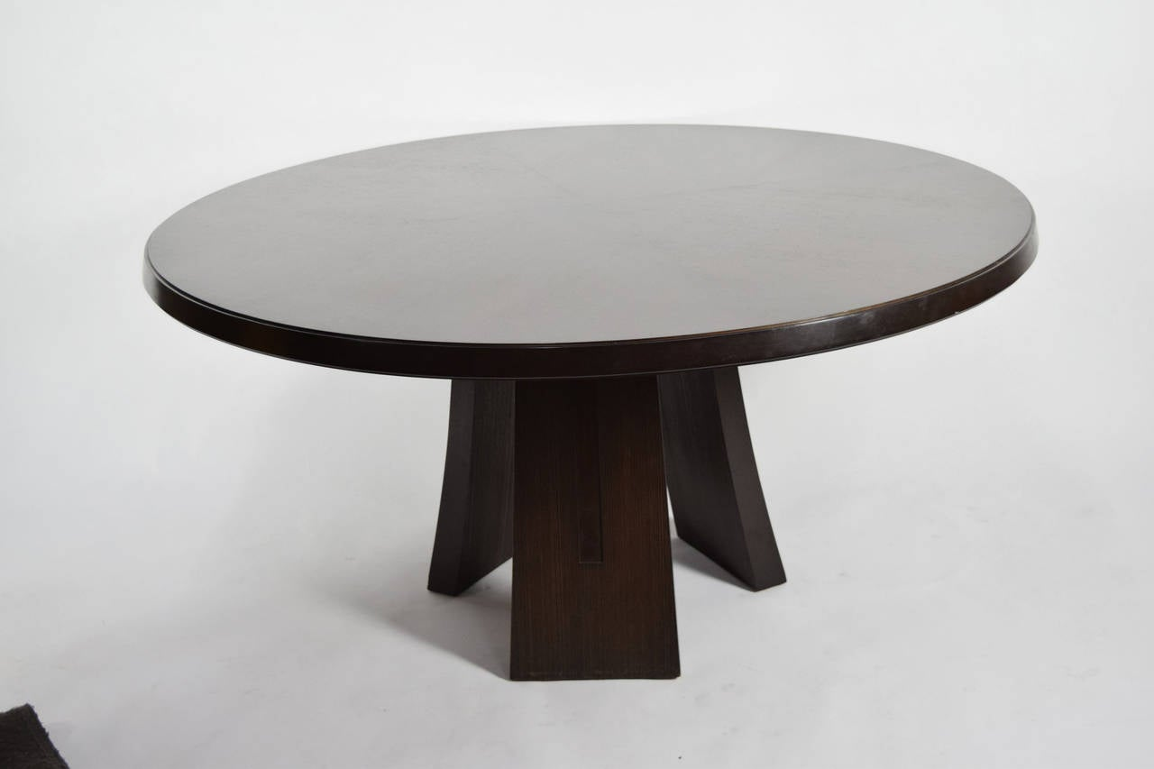 Kenya Dining Table by Axis at 1stdibs : DSC0569l from www.1stdibs.com size 1280 x 853 jpeg 32kB