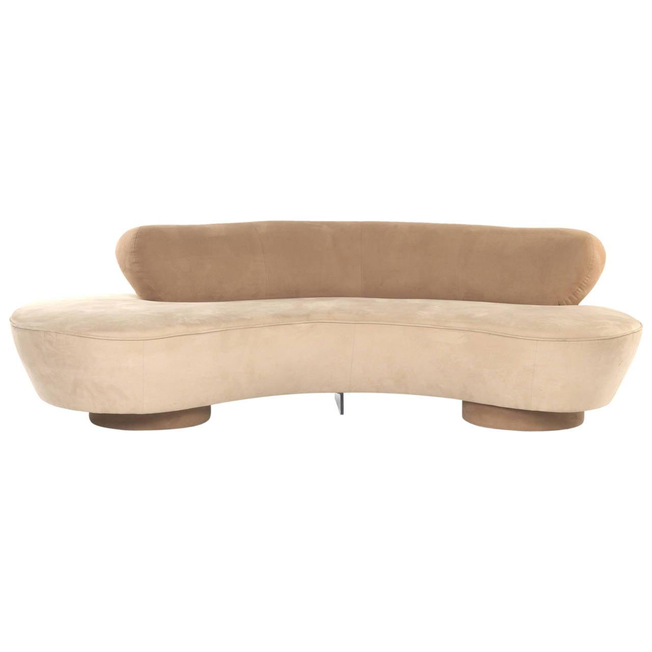 Vladimir Kagan 39 S Cloud Sofa By Directional For Sale At 1stdibs