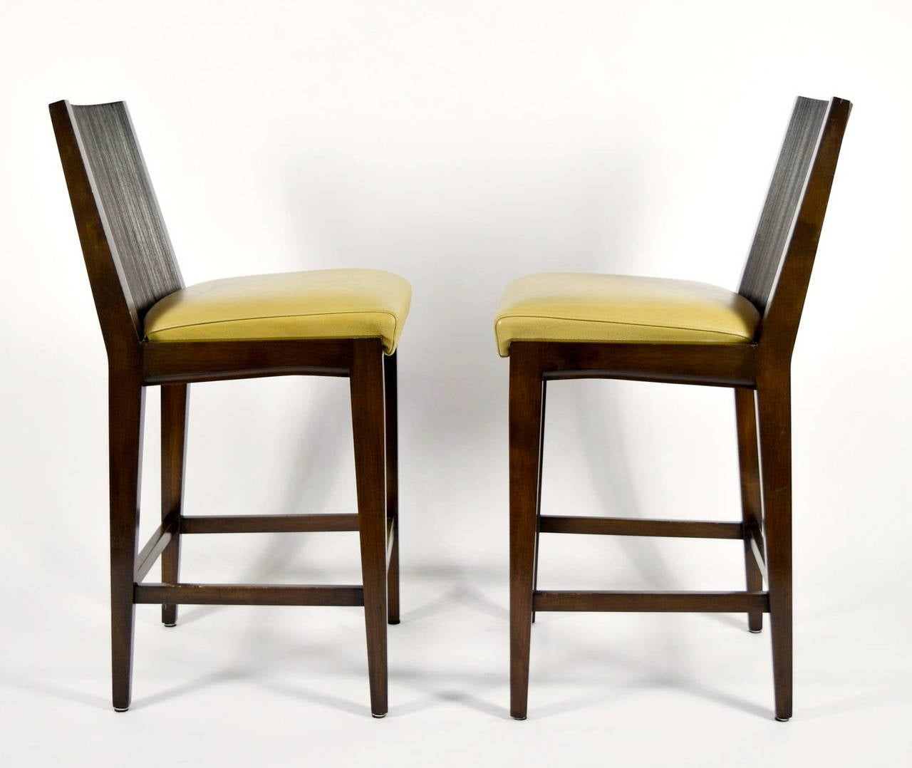 Pair Of Quot Kenya Quot Counterheight Barstools By Axis For Sale
