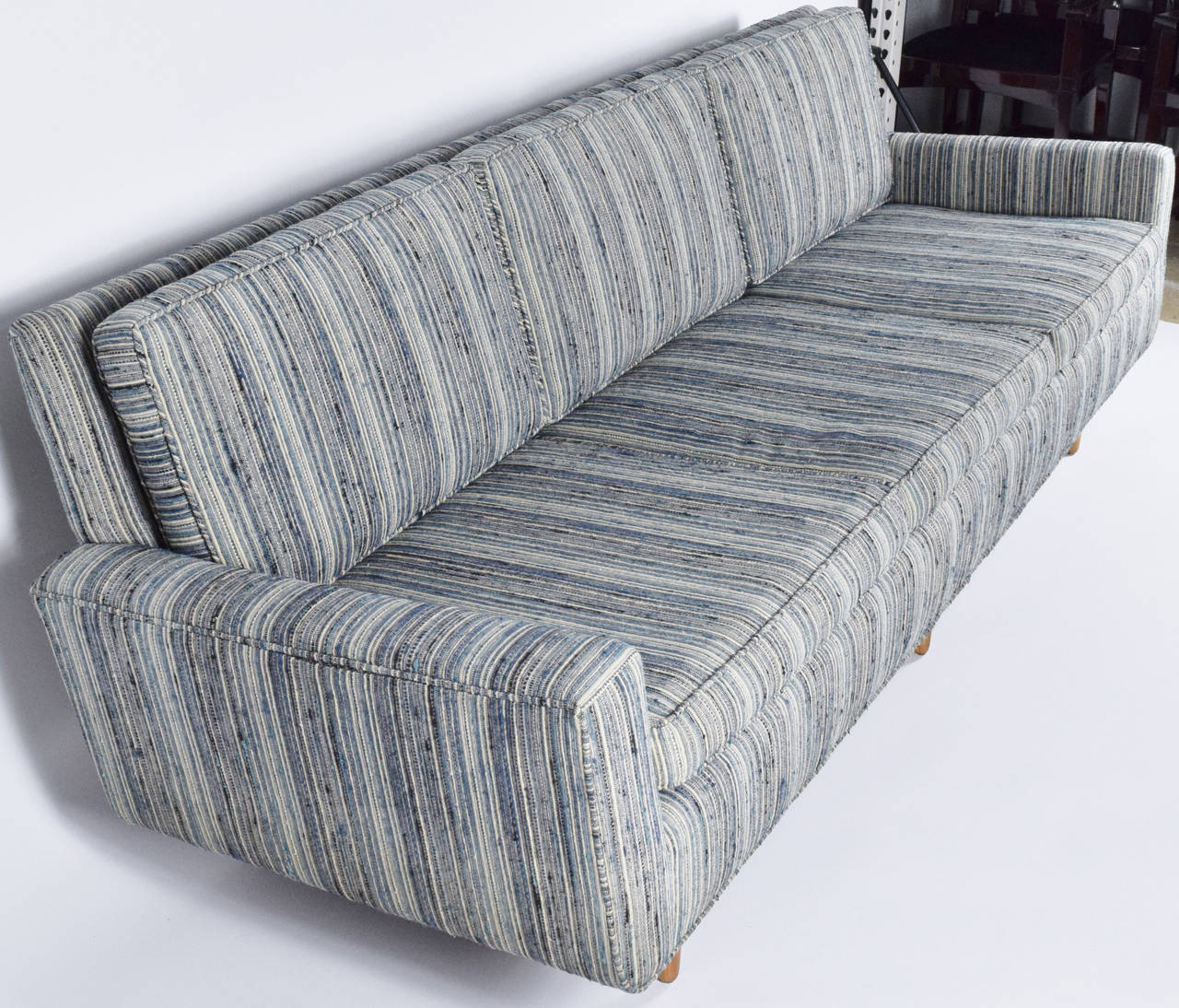 Early Florence Knoll Sofa At 1stdibs