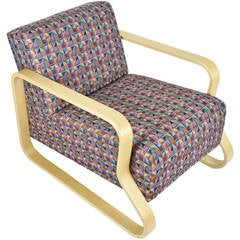 Alvar Aalto for Artek Lounge Armchair 44