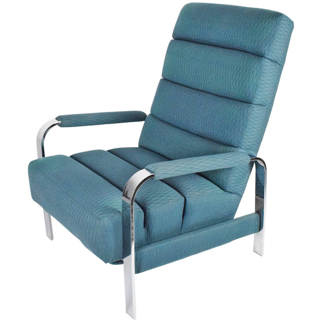 Milo Baughman Lounge Chair Recliner