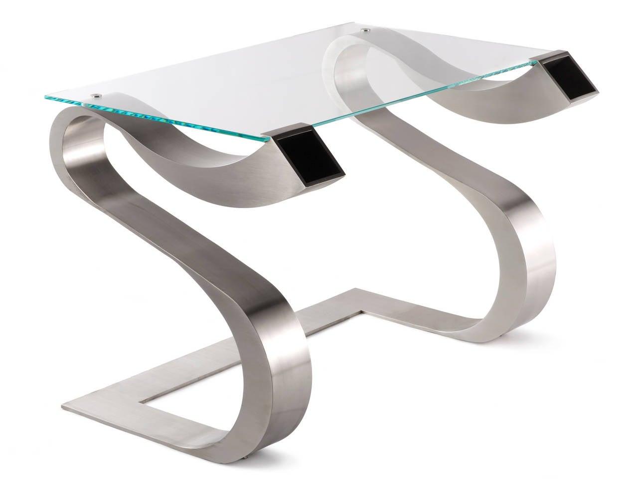 Modern Cobra Desk, Designed by Laurie Beckerman in 2008 For Sale