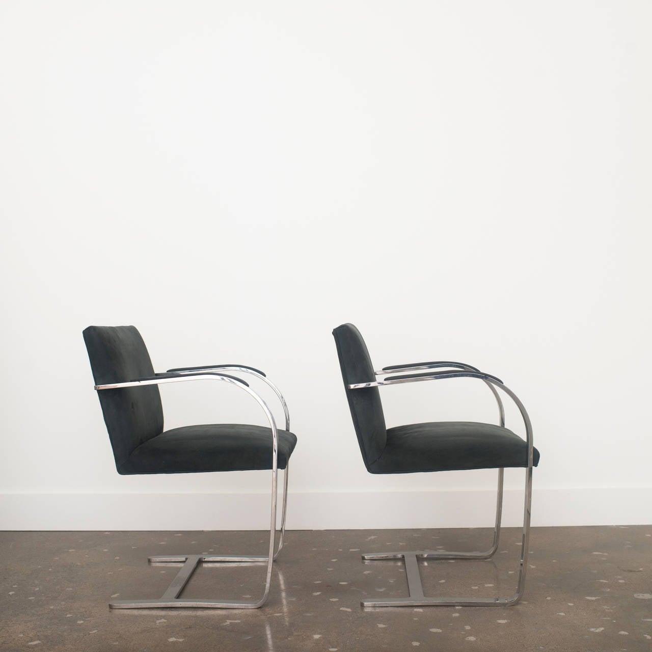 mies van der rohe brno chairs at 1stdibs