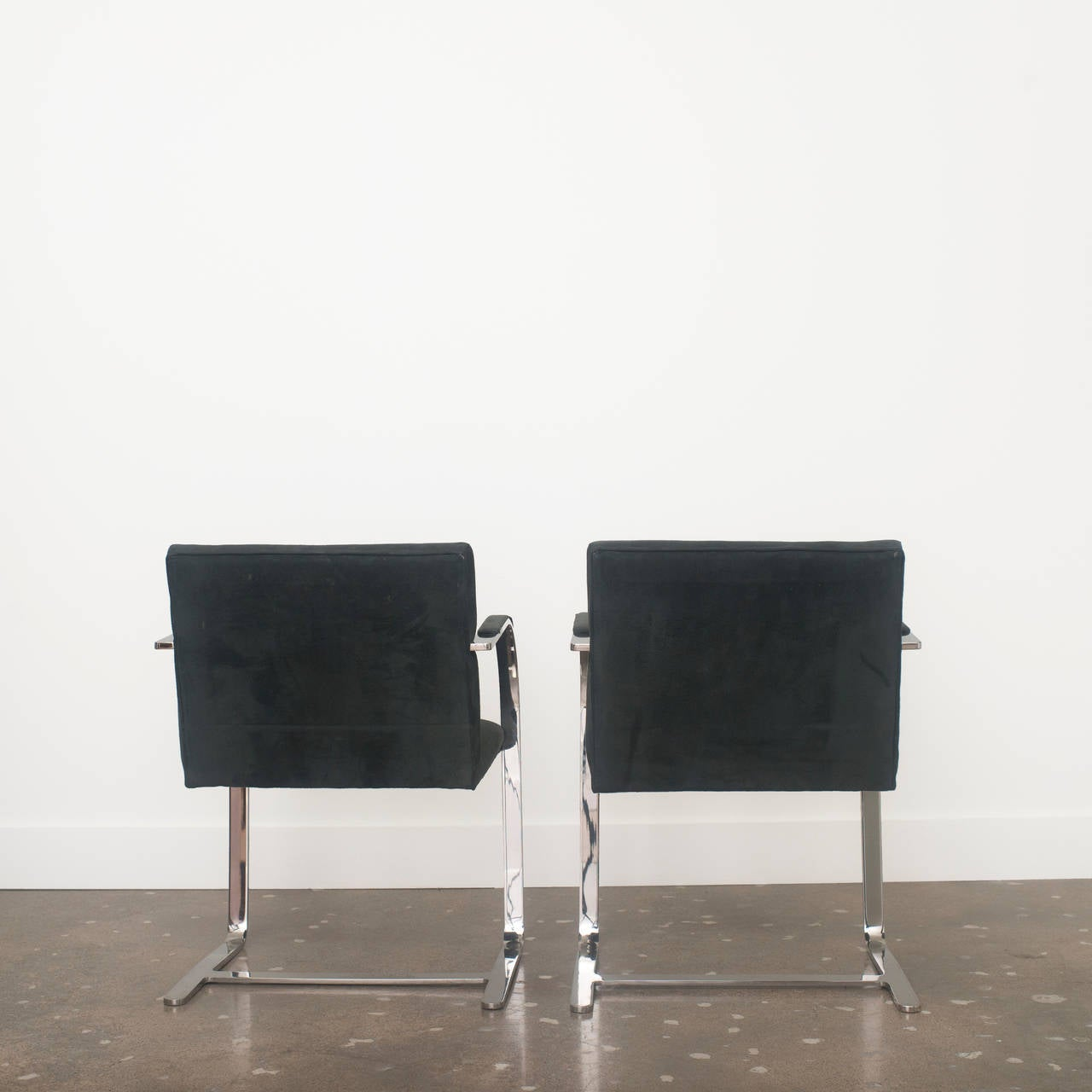 Mies Van Der Rohe Brno Chairs At 1stdibs