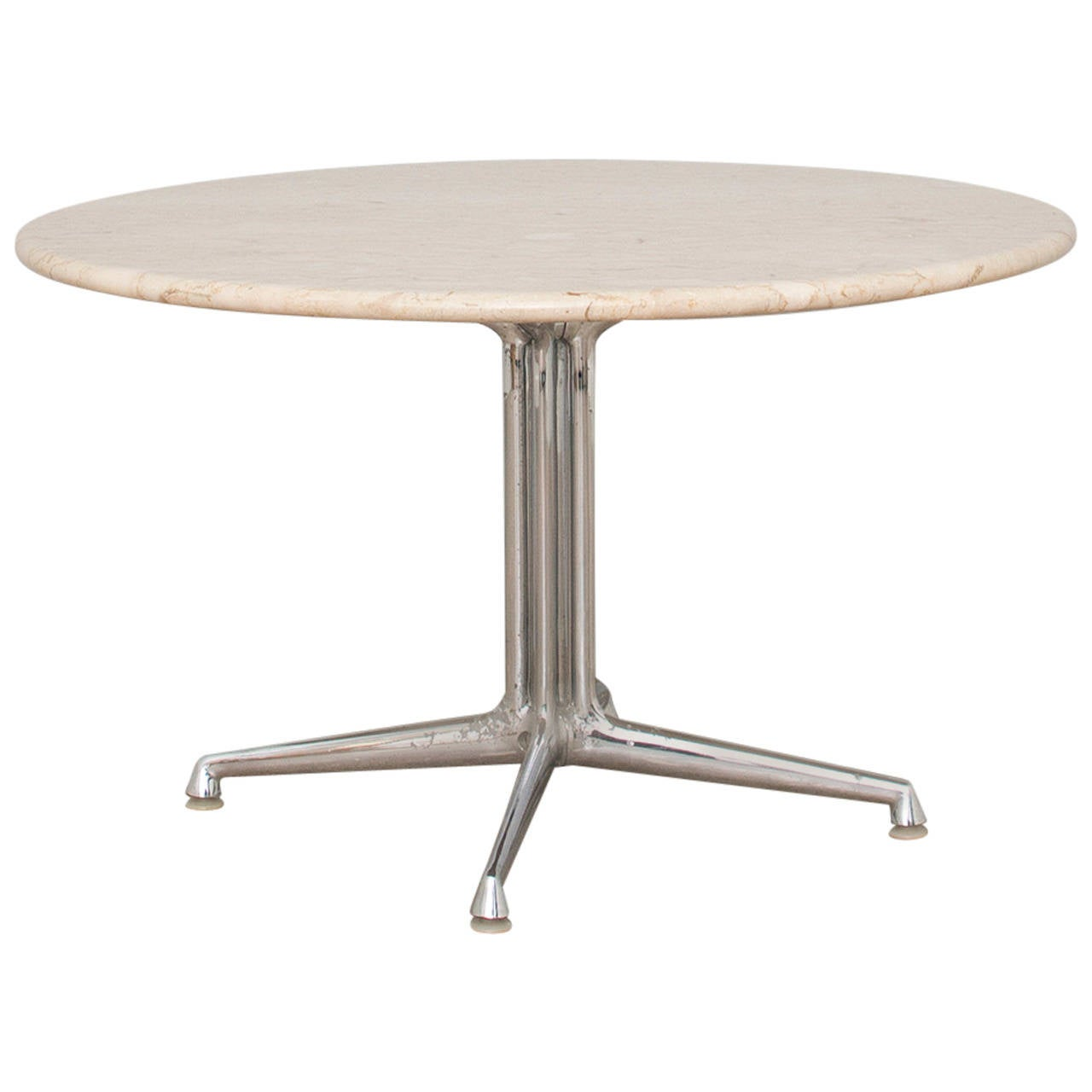 Marble Coffee Table Houston: La Fonda By Herman Miller Marble Side Table For Sale At