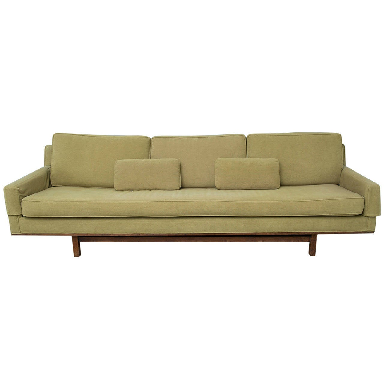 Dunbar for Wormley Style Sofa at 1stdibs : 2361392l from 1stdibs.com size 1280 x 1280 jpeg 62kB