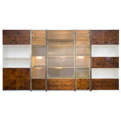 John Stuart Five-Piece Wall Unit
